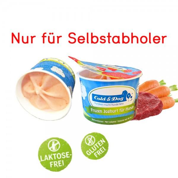 Frozen Joghurt mit Rindfleisch 90ml