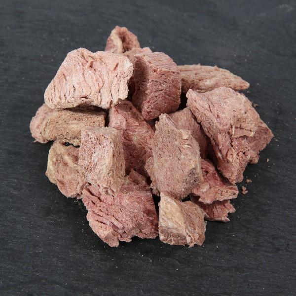 Pferdefleisch, gefriergetrocknet 50g