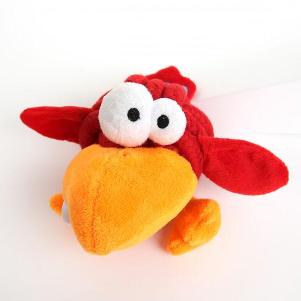 "Happy Bird ""rot"""