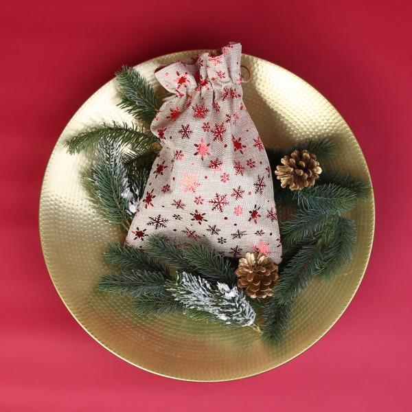 Nikolaus / Weihnachtssäckchen Sterne
