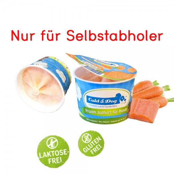 Frozen Joghurt mit Wildlachs 90ml